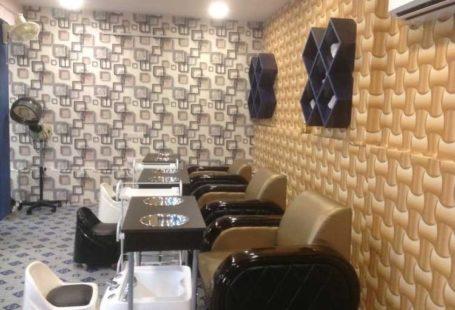RG Salon, Lajpat Nagar