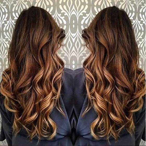 Tiger Eye Balayage
