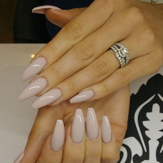 Nail Extensions look artificial Myth! Find more such amazing factshellip