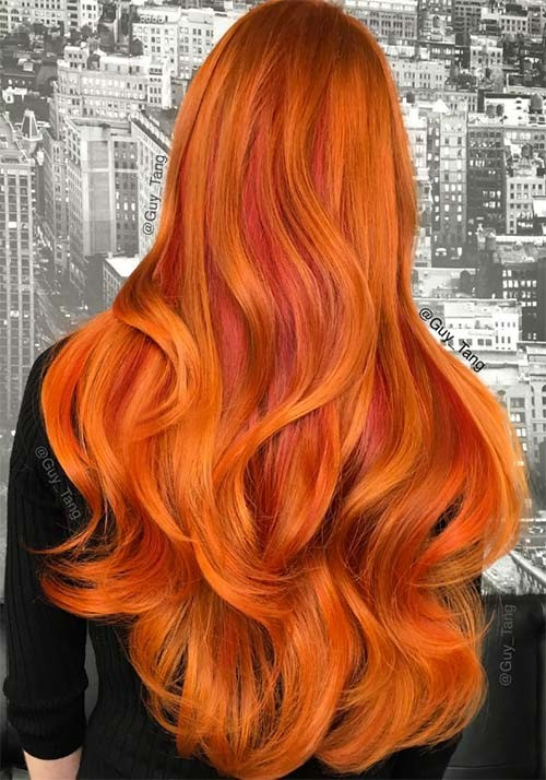 10 Gorgeous Hair Color Ideas For Women To Startle In The