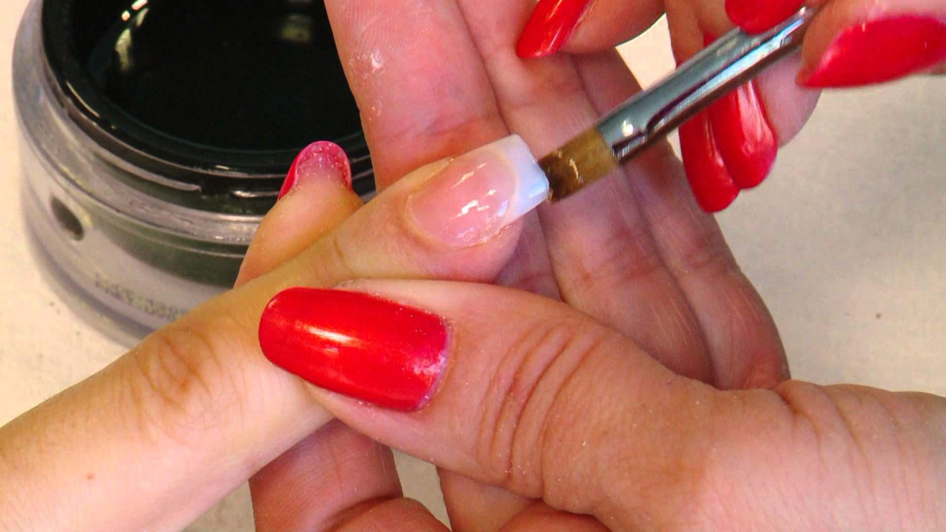 Categories of Nail extensions
