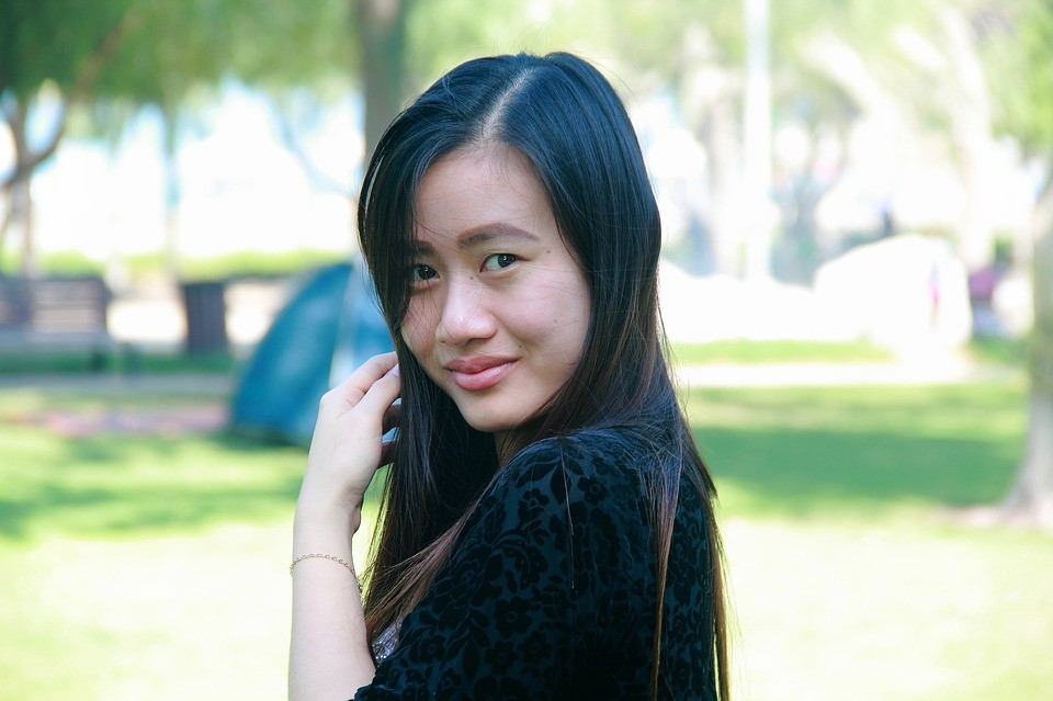 Keratin Hair straightening treatment works