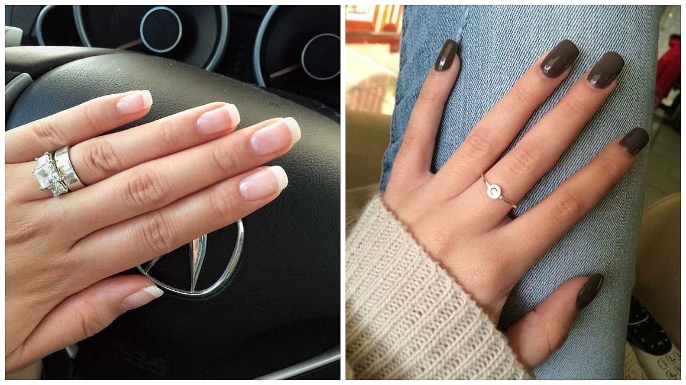 The 7 Different Nail Shapes: Find What Suits You - Olready