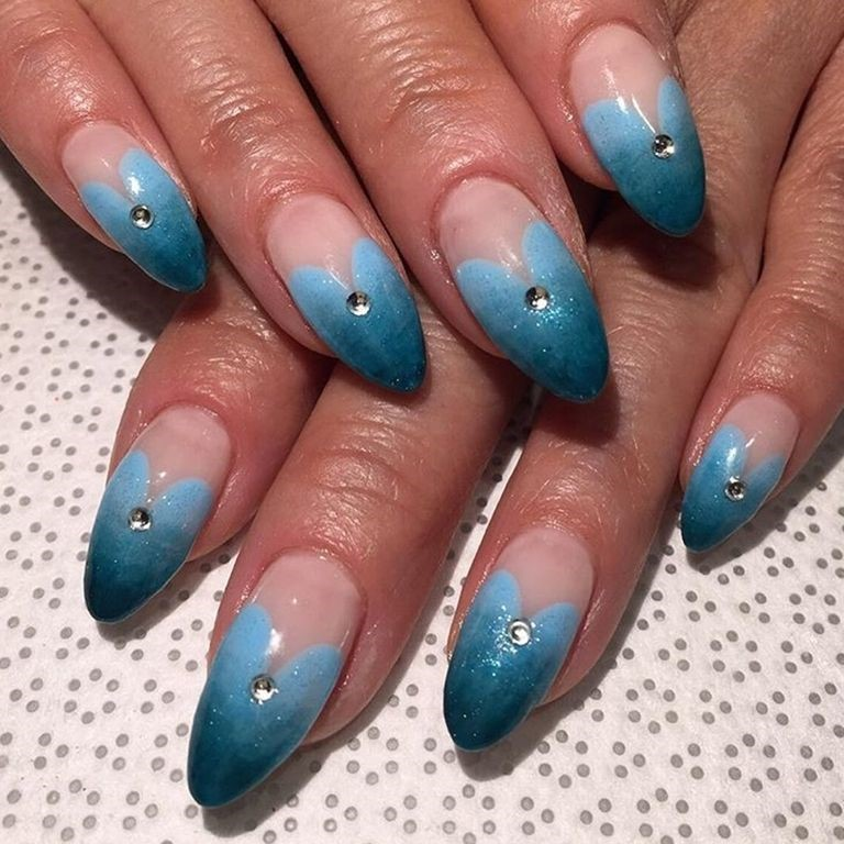 nail Stiletto Shape