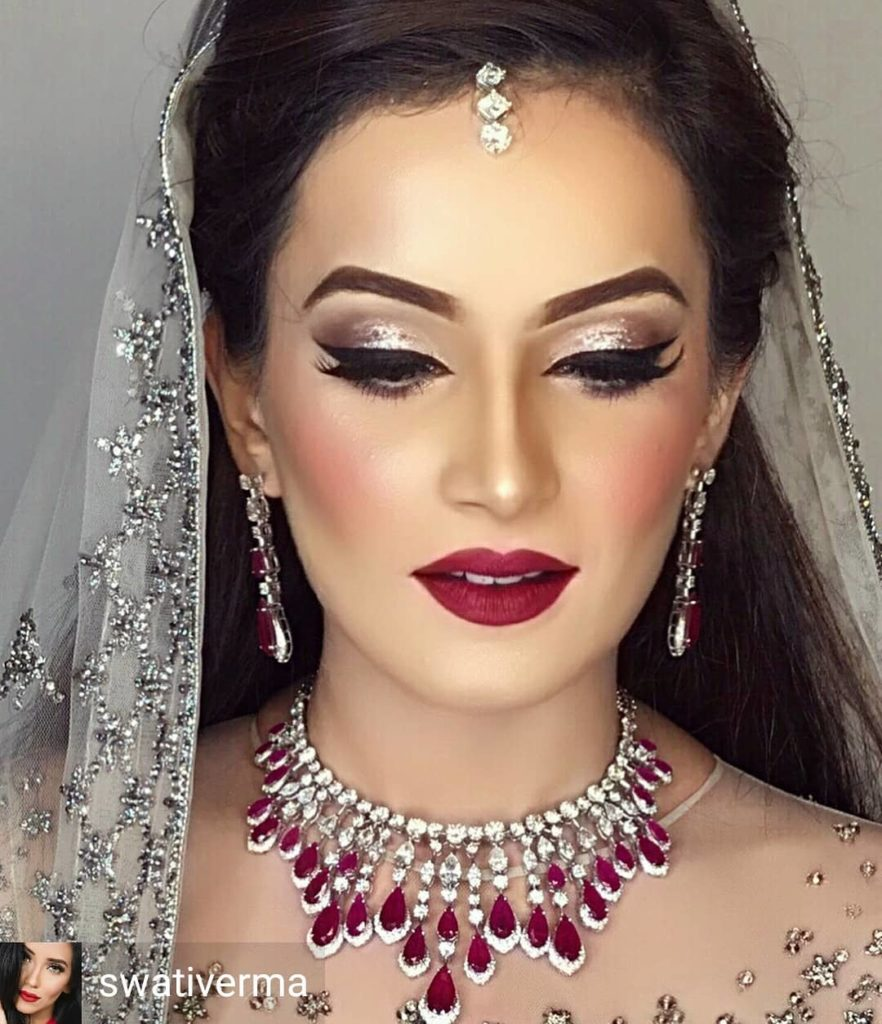 We absolutely love this bridal makeover by swativerma  hellip