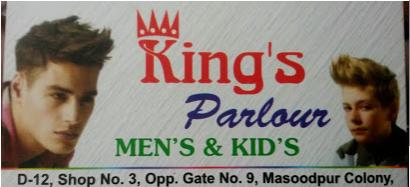 king-salon-gurgaon-dlf-phase-2