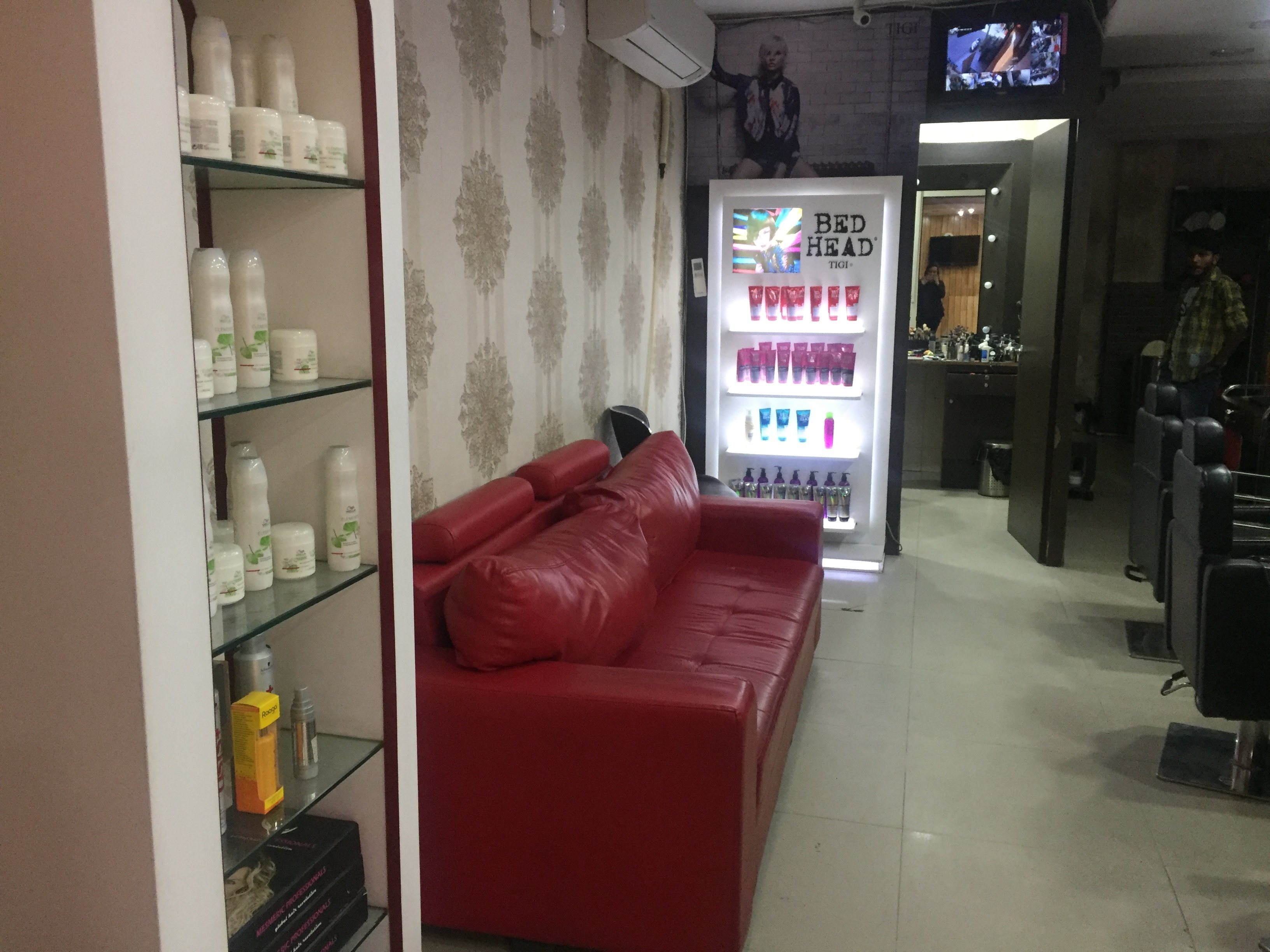 ksm-salon-gurgaon-sector-14